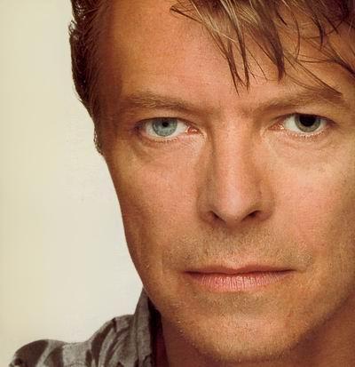 Bowie's pupils