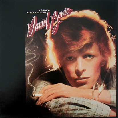 Young Americans, released in March of 1975