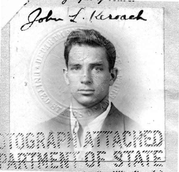 Son of Lowell, Massachusetts: Jean-Louis Kerouac, aka Jack (1922-1969)
