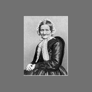 Johanna Henrika Christiane Nissen, mother of Johannes Brahms