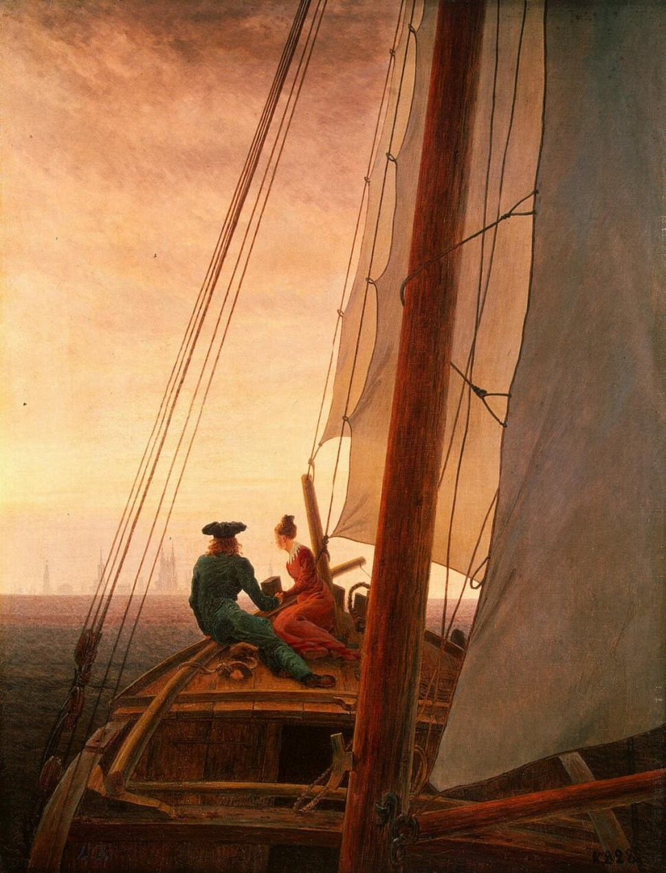 Friedrich_Caspar_David-ZZZ-On_a_Sailing_Ship