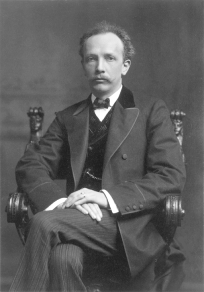 Young Strauss
