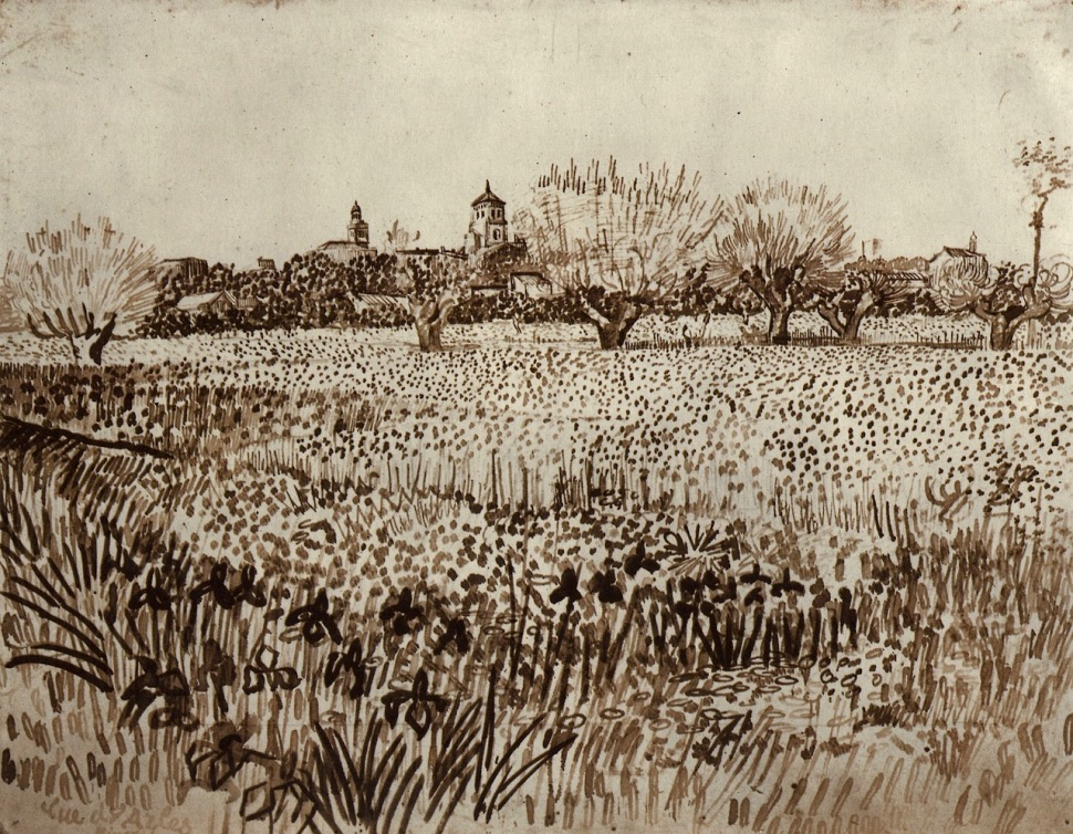 vincent-van-gogh-view-of-arles-with-irises-in-the-foreground-ink-on-paper-1888