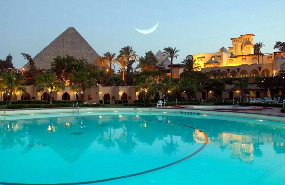 pyramid pool