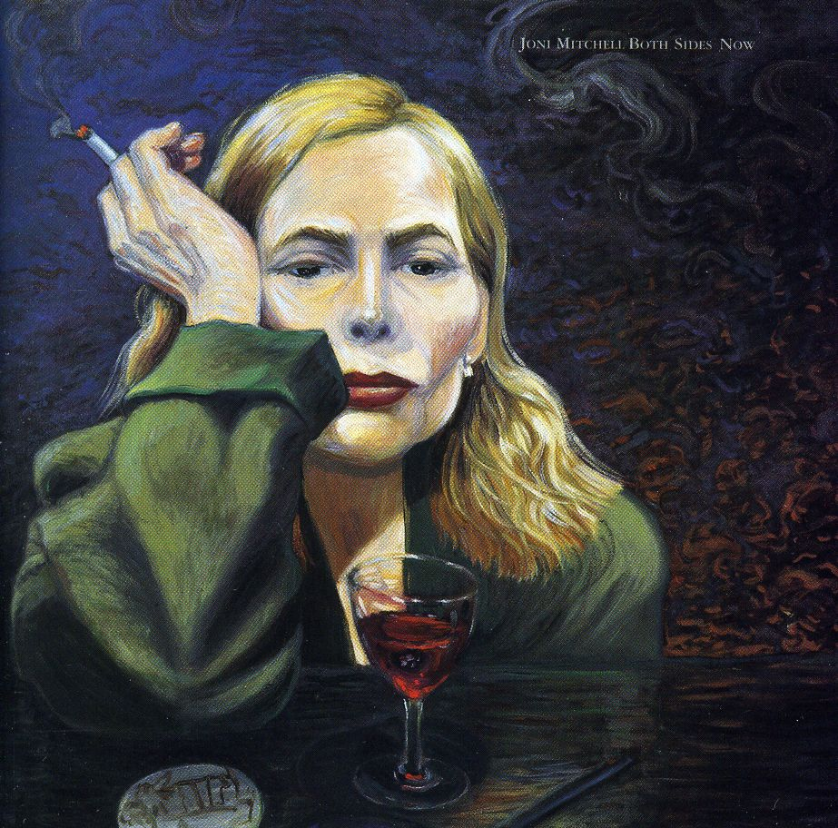 Joni Both Sides Now album cover