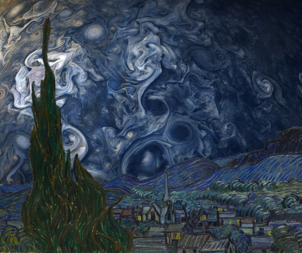 Starry Night special