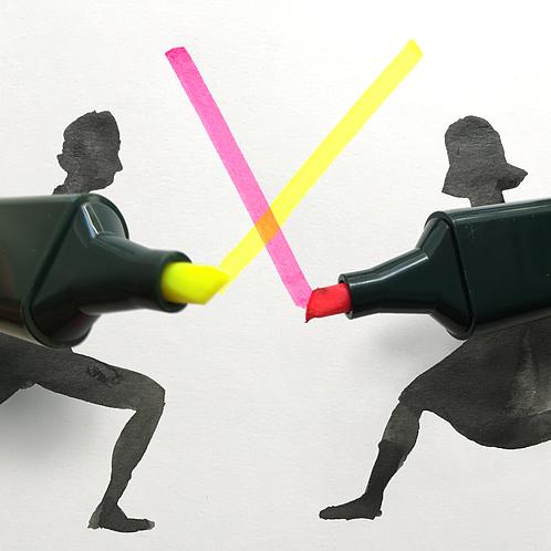 Niemann laser markers