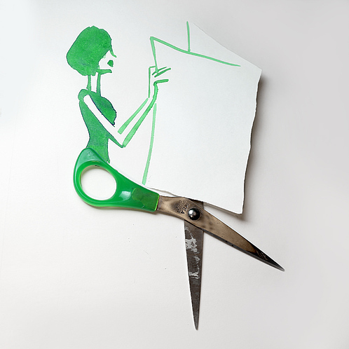Niemann scissors