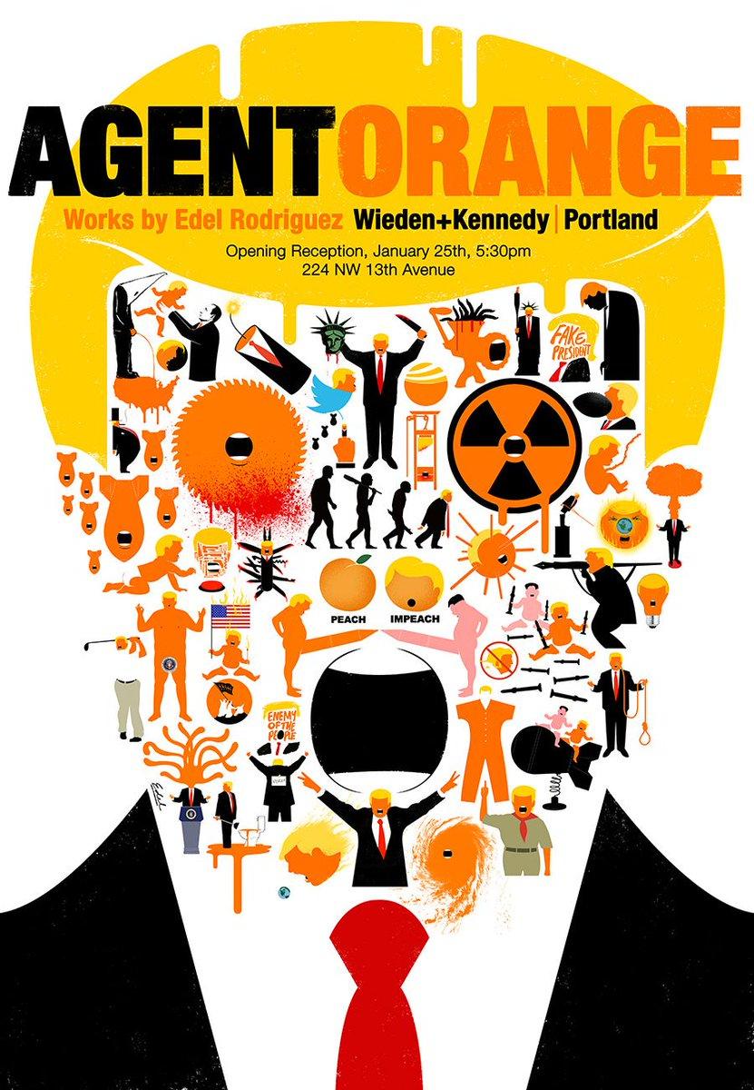 trump-agent orange