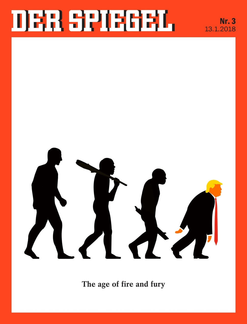 trump-descent of man