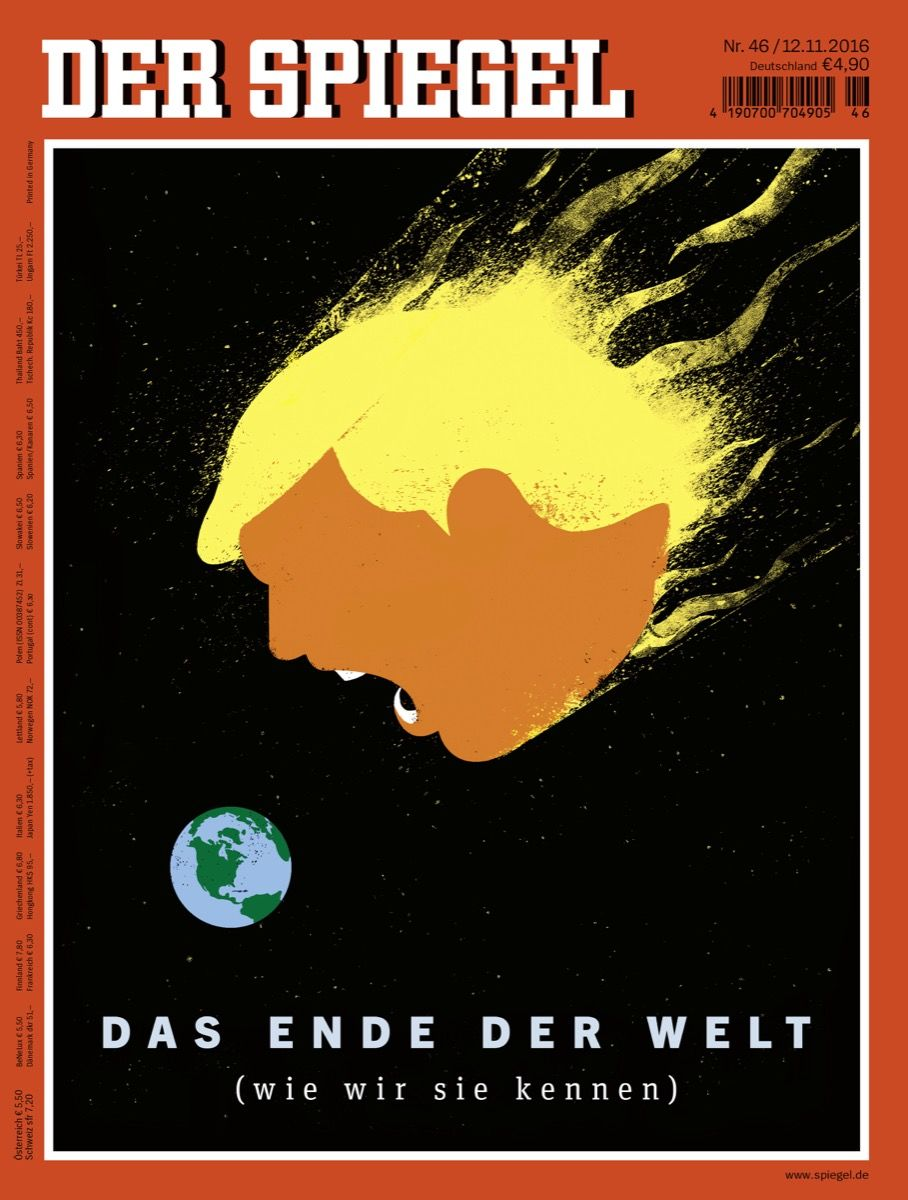 trump-end of the world