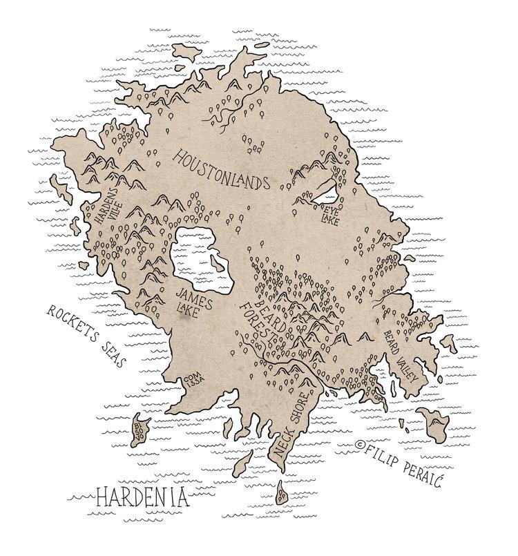 Harden Hardenia