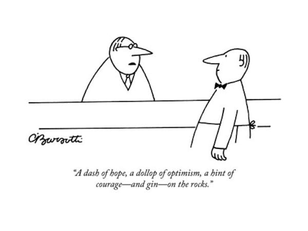 charles-barsotti-a-dash-of-hope-a-dollop-of-optimism-a-hint-of-courage-and-gin-on-the-ro